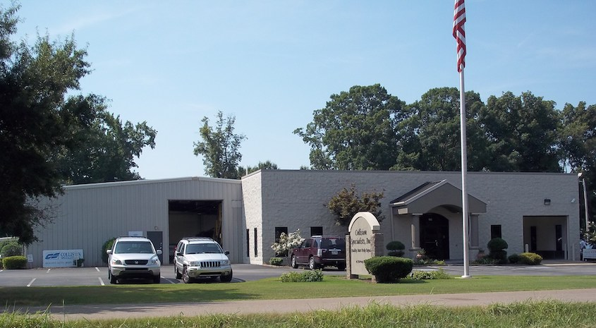 Collision Specialists Incorporated Jackson Tennessee